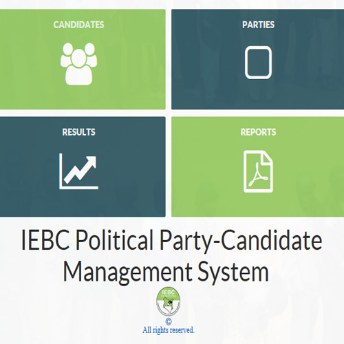 ELECTION CANDIDATE MANAGEMENT